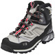Millet High Route GTX Shoes Women hibiscus/heather grey